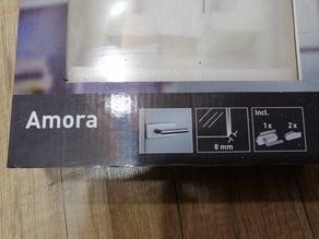 Exzenterbuchsen für das Drückerganiturset Amora