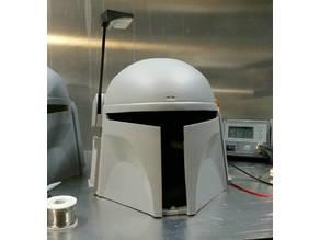 Jango Fett Style Mandalorian Helmet (The Drop Bear) - built-in cooling - 3x Sizes by AprilStorm