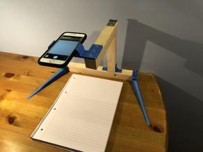 Foldable Phone/Teacher/Tutor Stand