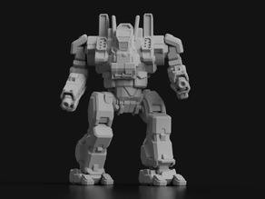 CRK-5003-0 Crockett for Battletech