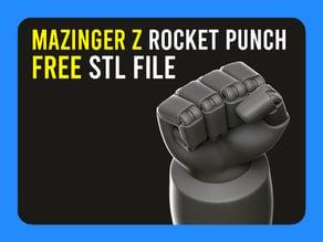 ▷ Mazinger Z Rocket Punch 【 KEYCHAIN 】