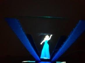 3D Hologram Frame
