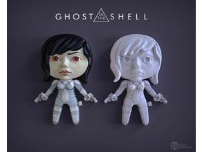 Kusanagi Motoko - Ghost in the Shell