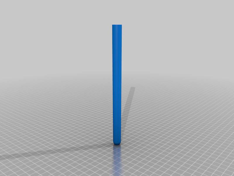 Collapsing Sith Lightsaber (dual extrusion)