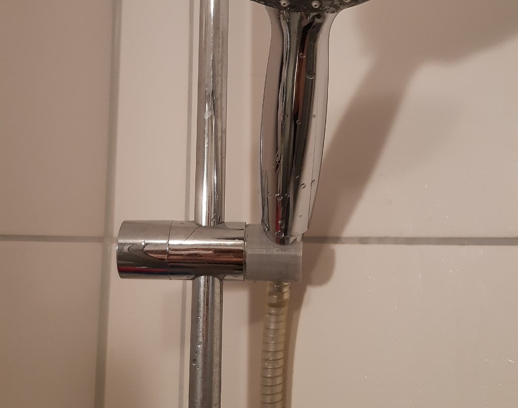 SHOWER HEAD HOLDER