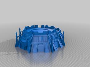 40K Imperial Strongpoint Bunker