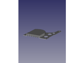 Ventilator cover for Geeetech A10M April 2020