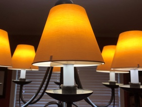 Candelabra Lamp Shade