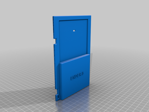 CONTROL BOX COVER FOR ENDER 3