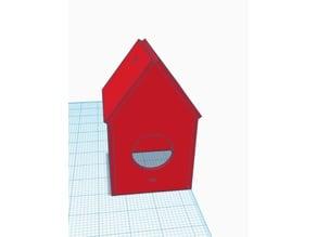 Small Laser Cut Birdhouse