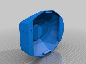 Tarot 650 Ironman 3D printed canopy v2