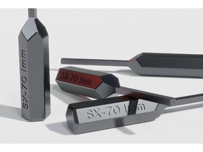 1mm Screwdriver Bit for SX-70 Cameras