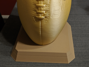 """""""The Bitter Truth"""" Fantasy Football Trophy Base"""