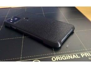 3D Google Pixel 5 Minimal Case