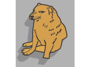 Cheem dog meme