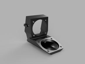Dual 30mm fan mount for Monoprice Select Mini