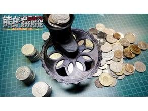 台幣 分幣器 硬幣自動分類 工具