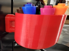Refrigerator Magnet Pen Cup (remix)