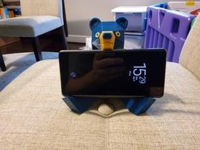 Formosan Black Bear Remix as Phone Stand