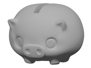 Piggy Bank for a Penny