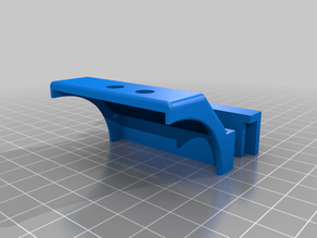 Enganche lateral para Anycubic