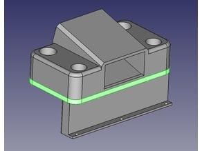 Realacc_X210 rear XT 60 and LED holder