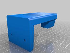 Roll-holder / stable basic framework for roll diameters to max 120 mm