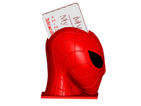 Spiderman Business Card Holder