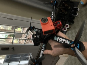 Project399 Practice Rig Dji Osmo Action Mount