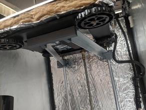 Ender5 Aluminum Bed Support