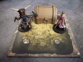 Zombicide - Magnet chest for objectives