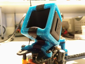 XHover Win5 GoPro Mount with Immortal T bracket