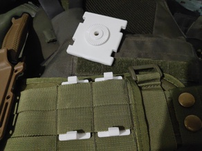 Interface Molle Holster Imi/Cytac
