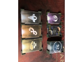 Outer Rim - Card Holder (with Sleeves)