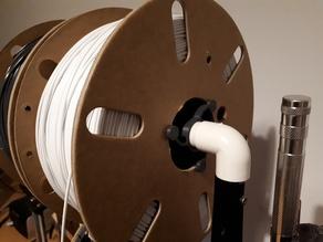 Spool adapter - Inner diameter: 20 mm - Outer diameter: 57 mm