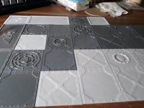 Yet another floor tiles pack