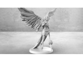 Bluejay Guardian - Tabletop Miniature