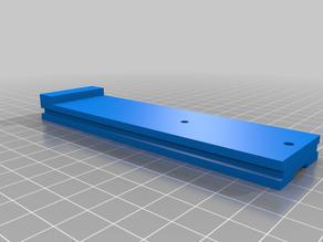 Eleksmaker Laser BackPlate