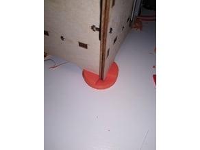 Umo Flex-dampener (Vibration dampening feet)
