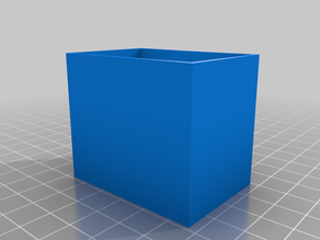 Small Bin for Store House Storage Case