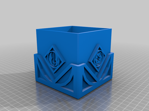 Star Wars Holocron Dice Box