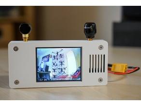 Eachine EV800DM FPV goggles monitor case
