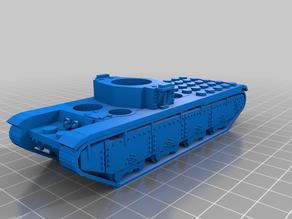 T35 Lego Base - shrunk