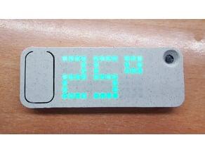 Temper - ESP8266 temperature sensor