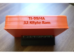 TI-99/4A 32 KByte RAM Expansion case