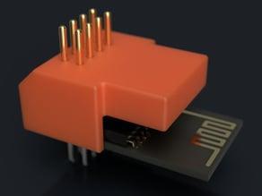 ESP01 Pogo Programmer