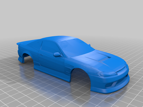 OpenZ V16 Nissan Silvia S15 2005 94mm Wheelbase