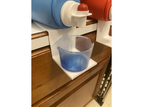 Universal Laundry Detergent Drip Tray (Remix)
