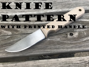 Knife Pattern and Handles