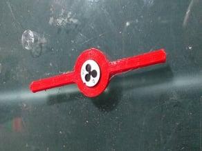 tap holder Multitool Set Die Wrench  Die Dies Threading Tools  1,2 mm 2 mm die